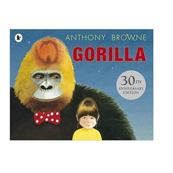 [원서] Gorilla : 30th Anniversary Edition (Paperback, 영국판)