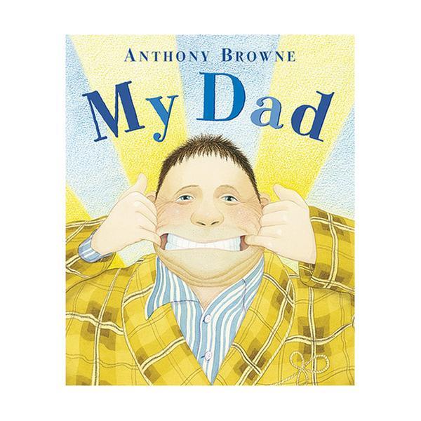 [원서] RL 1.4 : Anthony Browne : My Dad (Paperback / 영국판)  앤서니브라운 우리아빠 원서