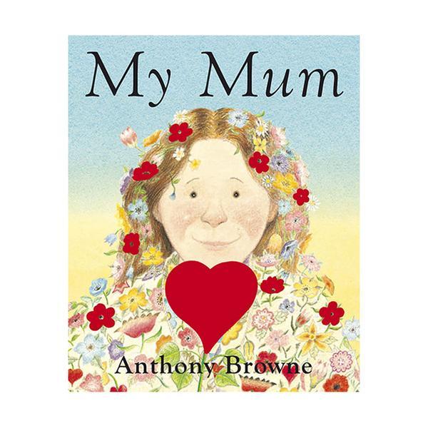 [원서] Anthony Browne : My Mum (Board Book / 영국판)