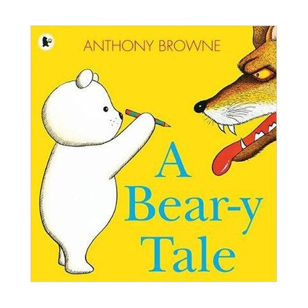 [원서] Anthony Browne : Bear-y Tale (paperback)