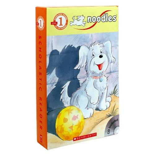[원서] Scholastic Reader Level 1 : Noodles 10 Book Box Set (Book&CD, 10권)