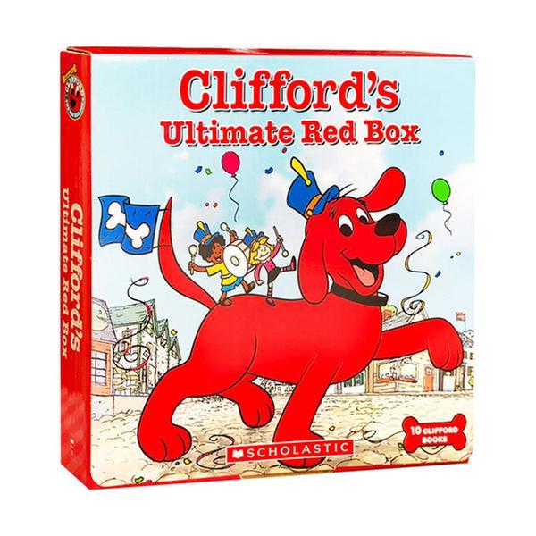 [원서] Clifford Ultimate Red Box (Paperback, 10권)