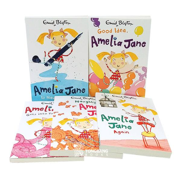[원서] Amelia Jane Collection : 5 Books (Paperback, 영국판)