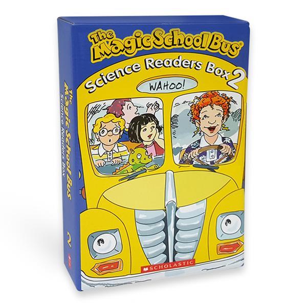 [원서] Scholastic Reader Level 2 : The Magic School Bus Science Readers Box 2 (Paperback, 10종)