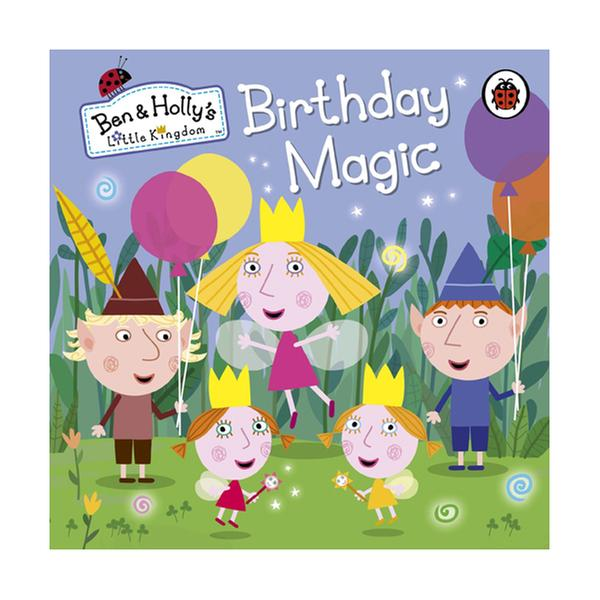 [원서] Ben and Holly's Little Kingdom : Birthday Magic (Board book, 영국판)