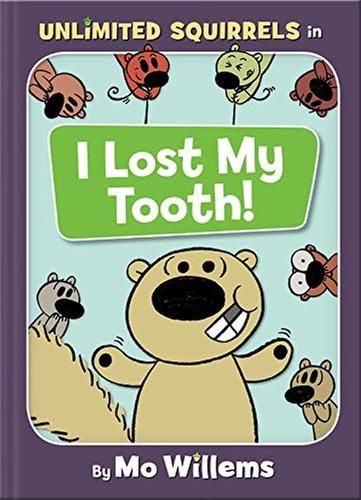 [원서] I Lost My Tooth! (Unlimited Squirrels)