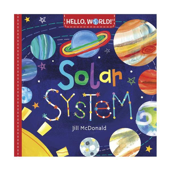 [원서] Hello, World! Solar System (Board book)