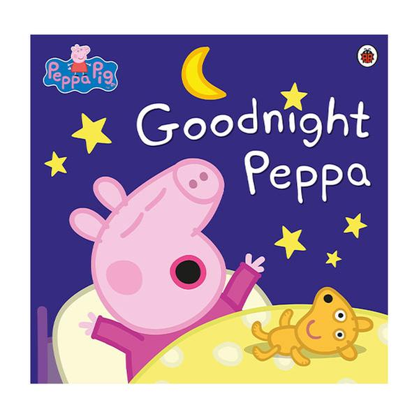 [원서] Peppa Pig : Goodnight Peppa (Paperback)