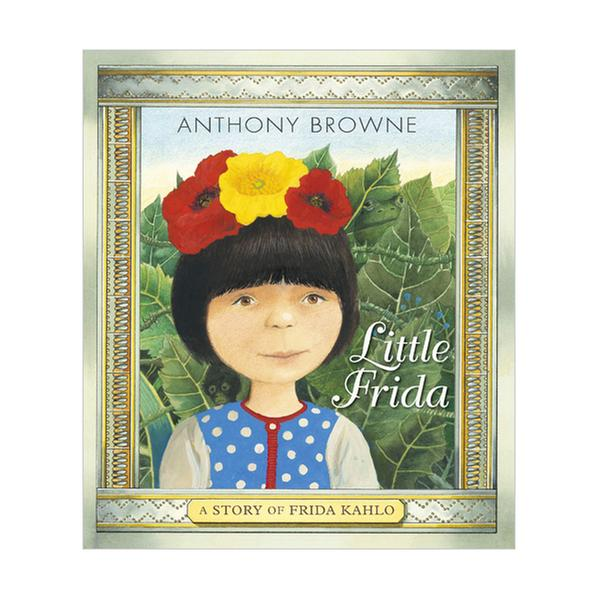 [원서] Little Frida (Hardcover)