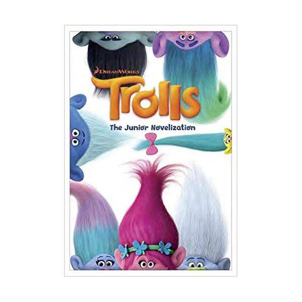 [원서] Trolls: The Junior Novelization