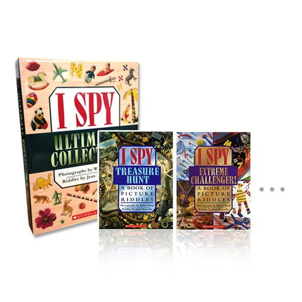 [원서] I Spy The Ultimate Collection (10 Paperbacks)
