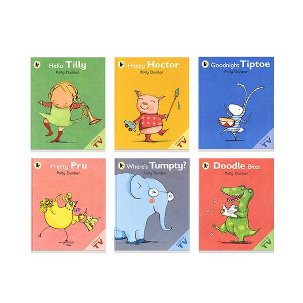 [원서] WB-Tilly and Friends 6종 Book Set