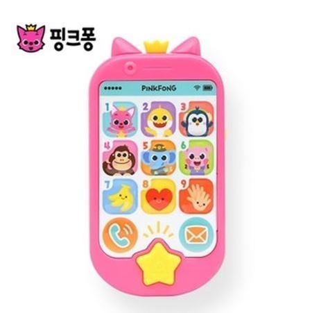 [단행본] 핑크퐁 팝업 스마트폰