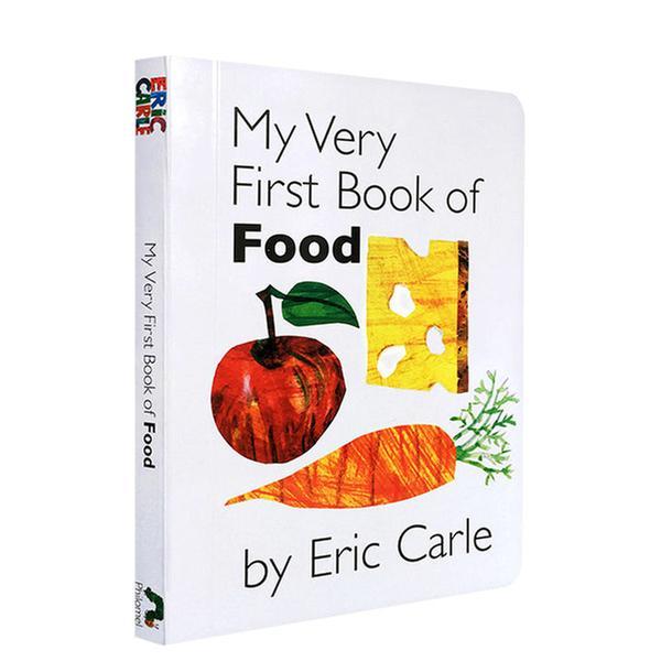 [원서] My Very First Book of Food by Eric Carle (Boardbook)