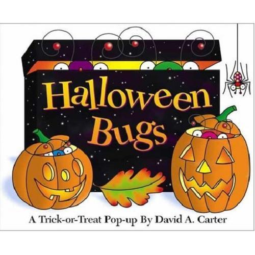 [원서] Halloween Bugs: A Trick-Or-Treat Pop-Up