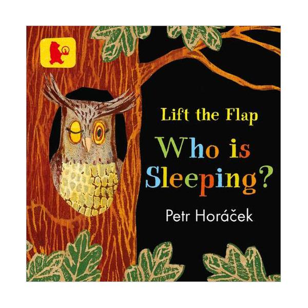 [원서] Who Is Sleeping? (Board book, 영국판)