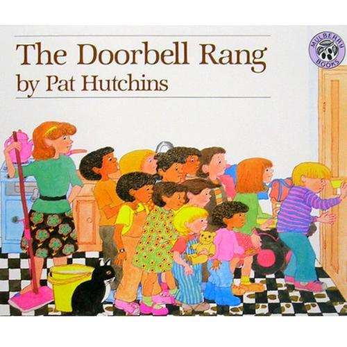 [원서] The Doorbell Rang Paperback (미국판)