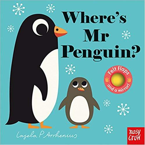 [원서] Where's Mr Penguin?