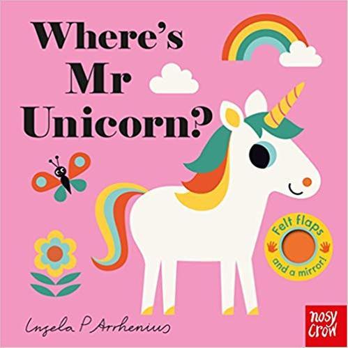 [원서] Where's Mr Unicorn?