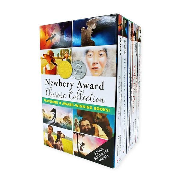 [원서] Newbery Award Classic Collection : Featuring 8 Award -Winning Books Box Set (Paperback, 8권)