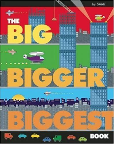 [원서] The Big Bigger Biggest Book