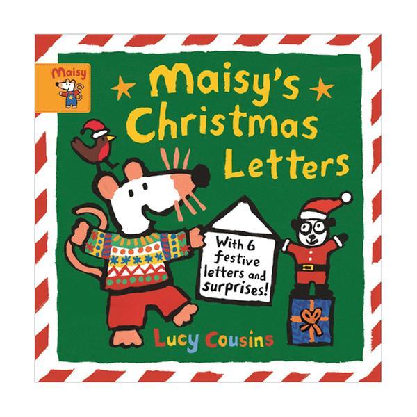 [원서] Maisys Christmas Letters : With 6 festive letters and surprises! (Hardcover, 영국판)