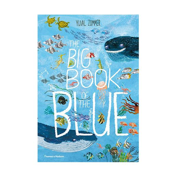 [원서] The Big Book of the Blue (Hardcover, 영국판)