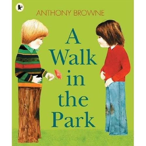 [원서] A Walk in the Park Paperback (영국판)