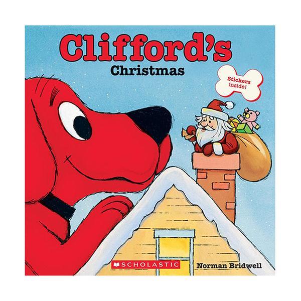 [원서] RL 1.9 : Clifford's Christmas (Paperback)