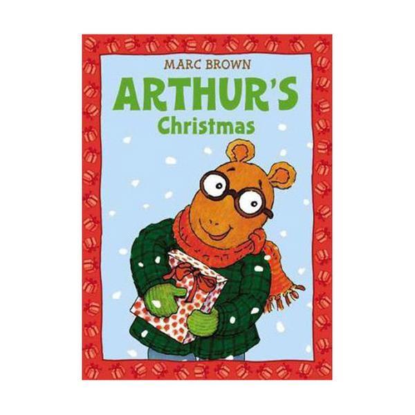 [원서] RL 3.0 : Arthur Adventures Series: Arthur's Christmas (Paperback)