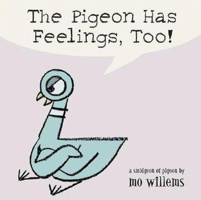 [원서] The Pigeon Has Feelings, Too! (Board Book)