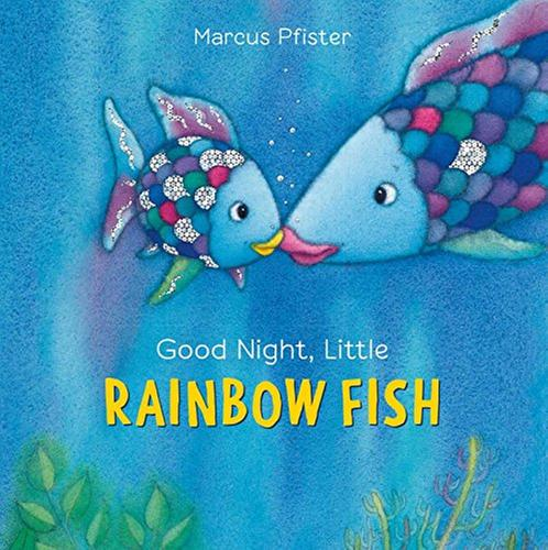 [원서] Good Night, Little Rainbow Fish