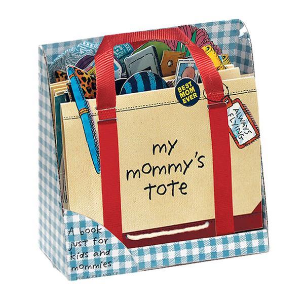 [원서] My Mommy's Tote Mini (Board book)
