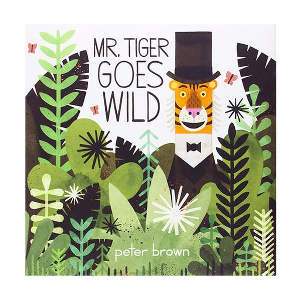 [원서] RL 1.5 : Mr. Tiger Goes Wild (Paperback)