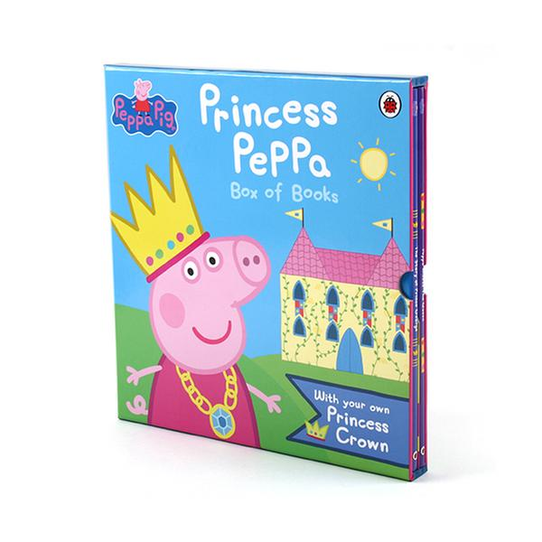 [원서] Princess Peppa Pig 페파피그 2종 Box of Books (Hardcover, 영국판)