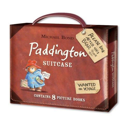 [원서] Paddington Suitcase (Paddington Bear) 패딩턴 페이퍼백 8종 박스