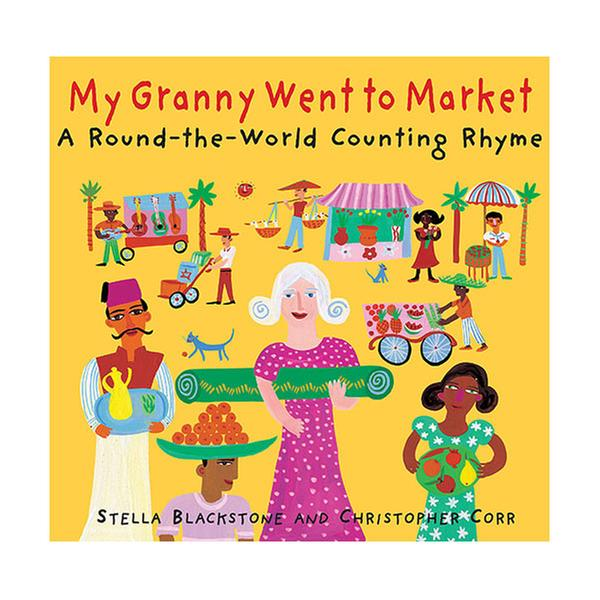 [원서] My Granny Went to Market (Paperback)