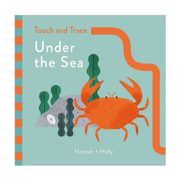 [원서] Touch and Trace : Under the Sea (Board book, 영국판)