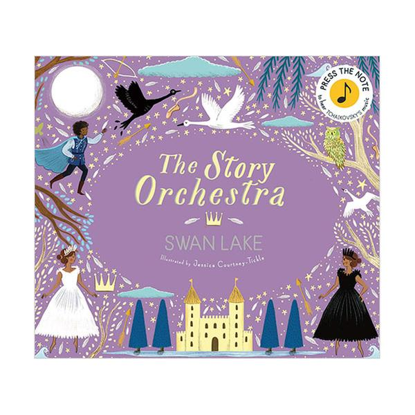 [원서] The Story Orchestra : Swan Lake (Hardcover, Sound Book)