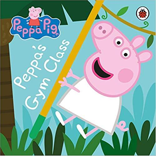 [원서] Peppa Pig: Peppa's Gym Class Board book (영국판)