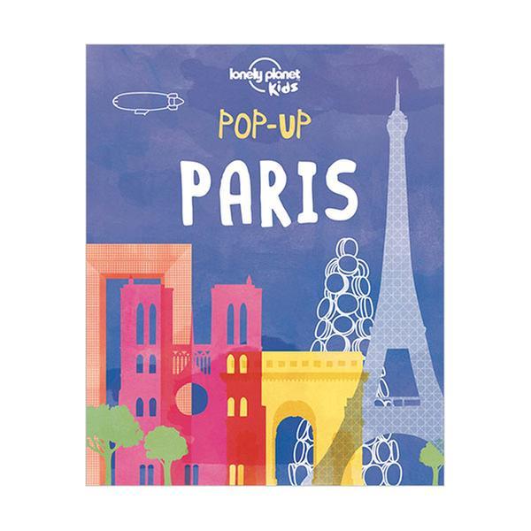 [원서] Lonely Planet Kids : Pop-up Paris (Board book)