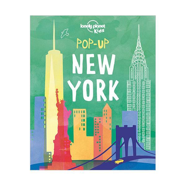 [원서] Lonely Planet Kids : Pop-up New York (Board book)