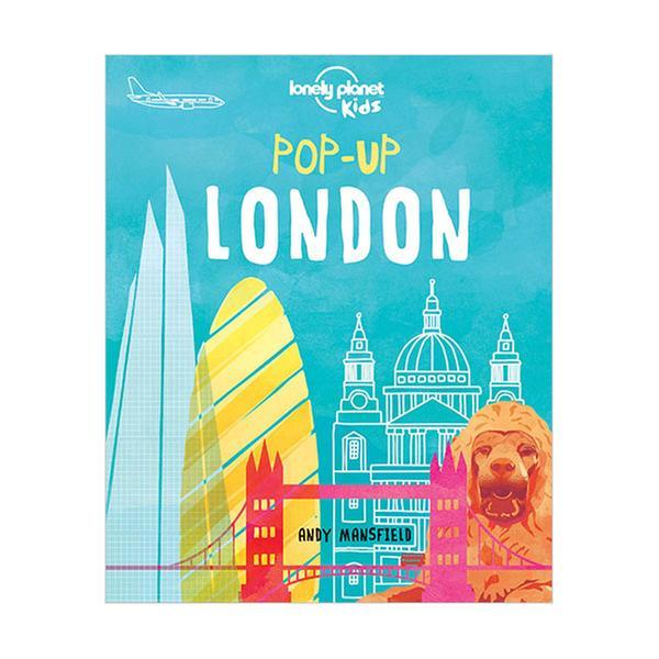 [원서] Lonely Planet Kids : Pop-up London (Board book)