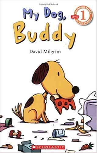 [원서] 스콜라스틱 My Dog , Buddy