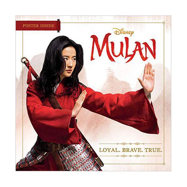 [원서] 영화 뮬란 Mulan : Loyal. Brave. True. (Paperback)