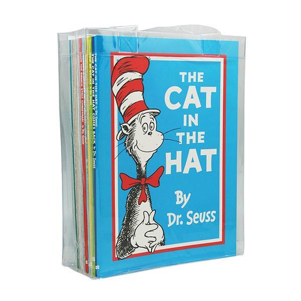 [원서]  Dr. Seuss 12 Book Bag Set (Paperback, 영국판) (CD미포함)