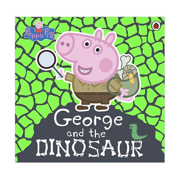 [원서] Peppa Pig : George and the Dinosaur (Paperback, 영국판)