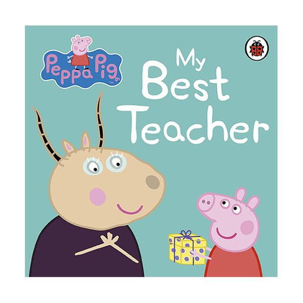 [원서] Peppa Pig My Best Teacher (영국판)