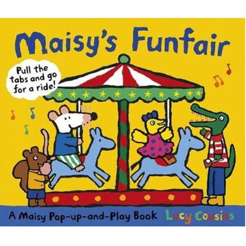 [원서] Maisy's Funfair: A Maisy Pop-up-and-Play Book 하드커버