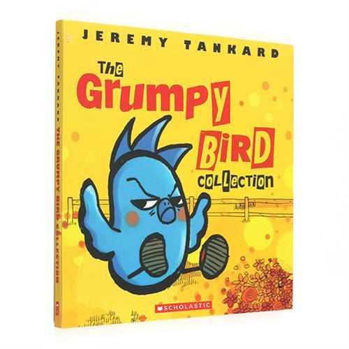 [원서] The Grumpy Bird Collection 페이퍼백 4종 박스 세트 세트 Paperback (미국판)